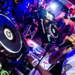 DJ in timpul liber.