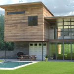 Casa din secolul 21 va fi realizată din lemn