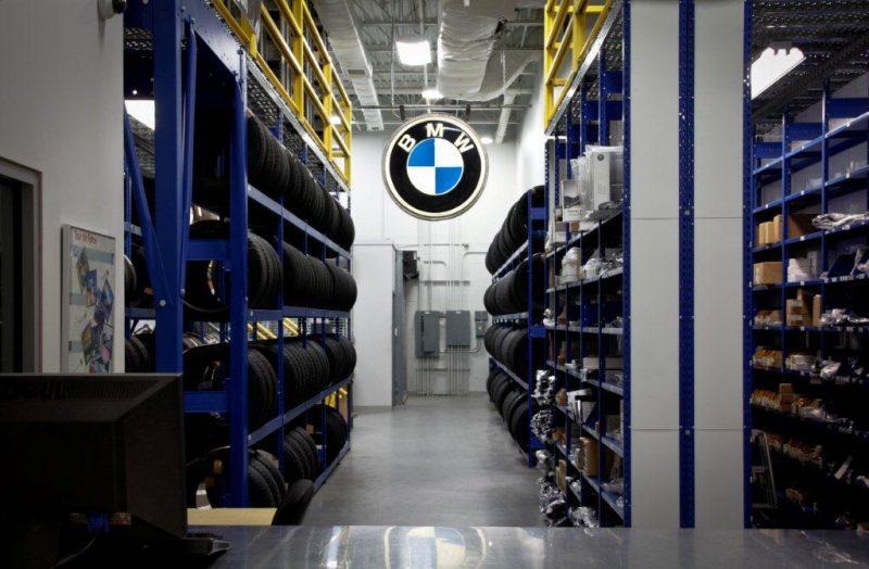 Depozit BMW