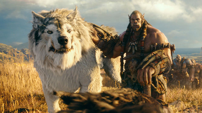 Film Warcraft