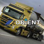 Transport de marfă sigur şi eficient cu Orient