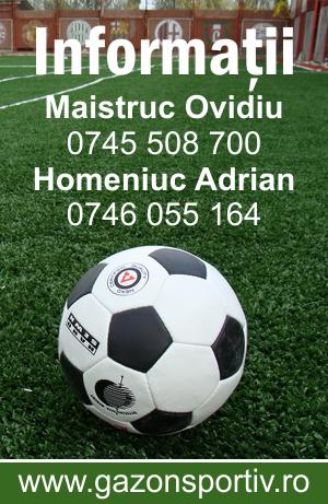 contact gazon sportiv