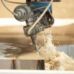 Easycut și tehnologia Waterjet de debitare cu apă