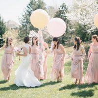 baloane la nunta