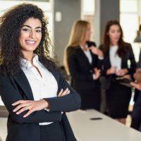 femeie de afaceri
