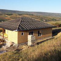 casa din lemn iasi