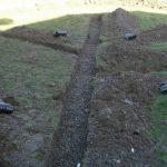 Drenarea terenurilor cu ajutorul forajului