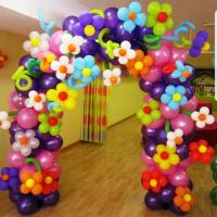 petrece cu baloane