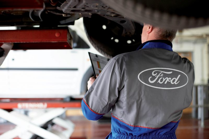 service specializat ford