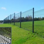 Plasa împletită, varianta ideală pentru garduri