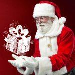 Moș Crăciun închiriat sau rude, prieteni deghizați