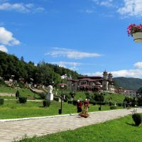 Parc Slanic Moldova