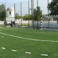 Gazon artificial pentru fotbal
