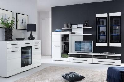 mobila de lux moderna pentru living