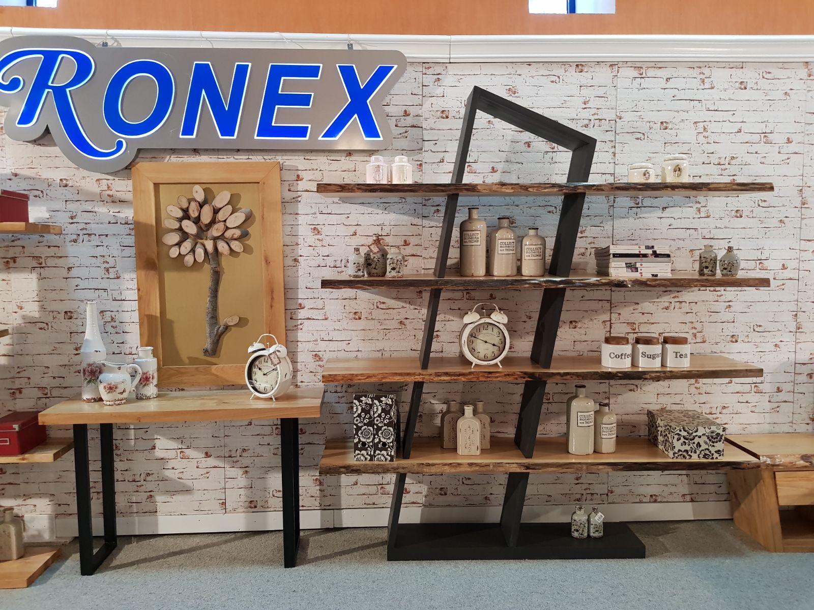 mobiler in stil industrial by RONEX